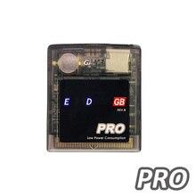 Ezgb EZ FLASH cartucho de jogo júnior veio cartão para gameboy dmg gbp gbc game console cartucho de jogo personalizado para gb gbc #50