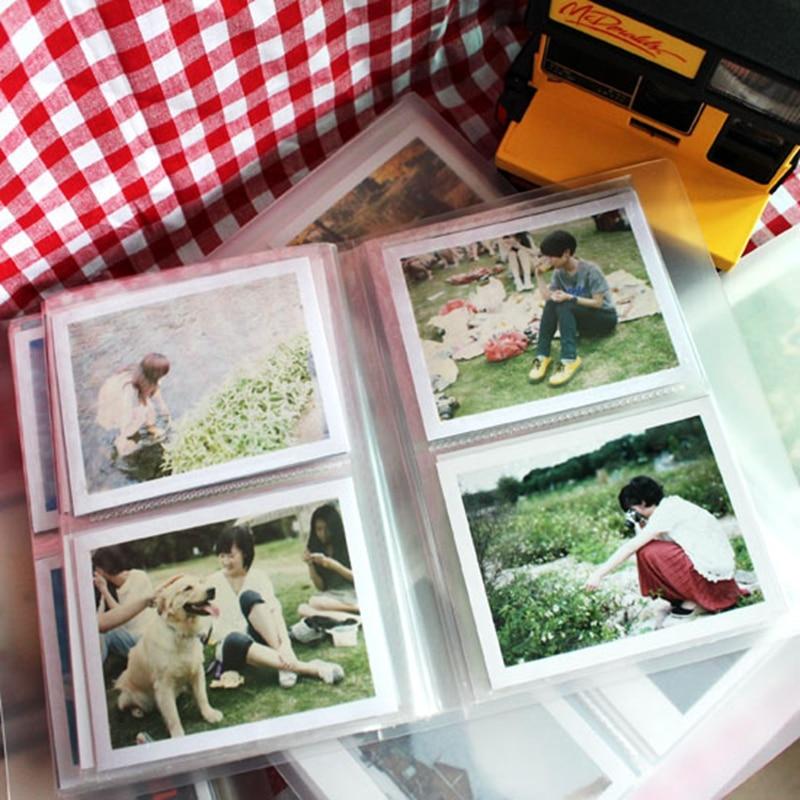 Polaroid Photo Album Film Holder FP 100c Fujfilm Instax Wide 600 Films 70 Films hold 96 photos|Card Stock|   - AliExpress