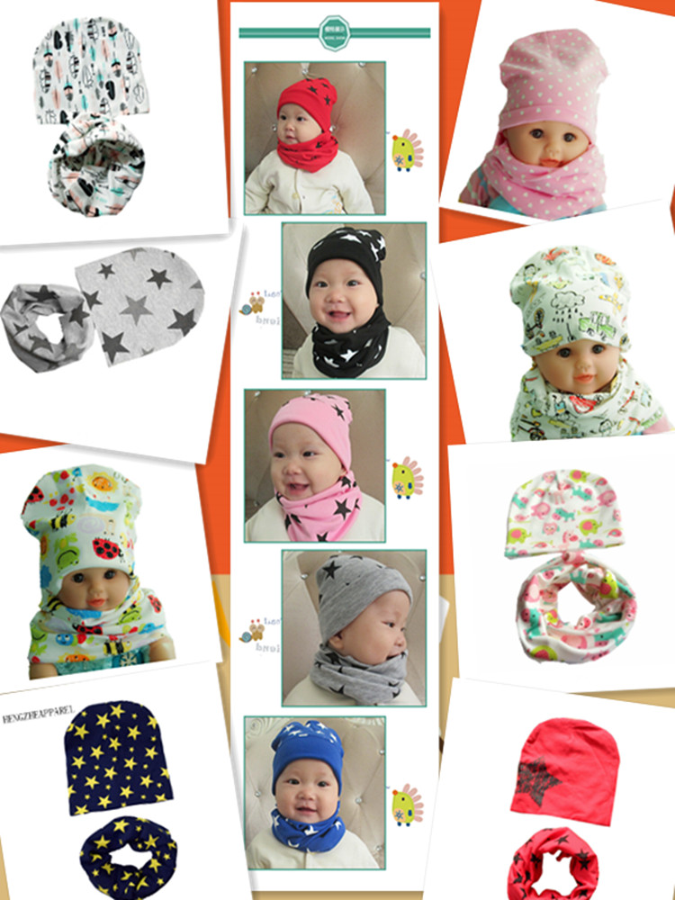 Cute Baby Boys Girls Winter Warm Beanie Hat Soft Cashmere Blends Dual Pompom Balls Skull Cap for Kids Children Toddlers TM Y56