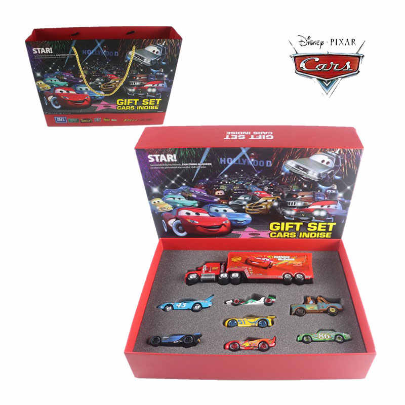 1 55 Genuine Disney Pixar Cars Lightning Mcqueen Mack Cars Gift