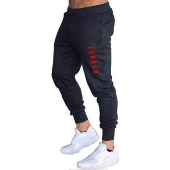 2020 New Men Joggers for Jordan 23 Casual Men Sweatpants Gray Joggers Homme Trousers Sporting Clothing Bodybuilding Pants K - 4XL, 4