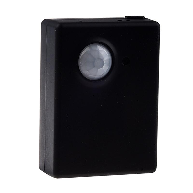 Wireless PIR Infrared Sensor Motion Detector GSM Alarm MMS Monitor Alert Security Accessories