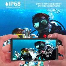 กันน้ำ 360 ป้องกันเต็มรูปแบบสำหรับ Samsung Galaxy Note10 กรณีซิลิโคนสำหรับ Samsung Galaxy หมายเหตุ 10 + PLUS coque Funda