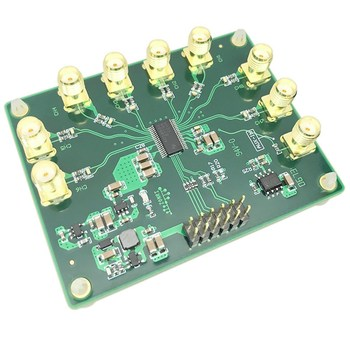 ADS8688A 16Bit/500Ksps Single/Bipolar Input 8-Channel SAR/ADC Data Acquisition Module