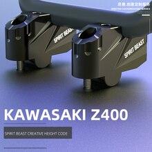 Motorcycle Handlebar Riser for Kawasaki Z400 Z125 KLR Versys300 Versys650 KLE KFX KX KLX Honda Suzuki Yamaha Triumph BMW Ducati