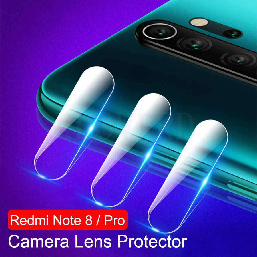 3Pcs/lot Camera Lens For Xiaomi Mi A3 9T Pro Glass Tempered Glass For Xiaomi Redmi K20 Pro Note 8 Pro Lens Screen Protector Film