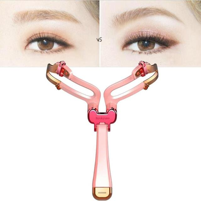 3 in 1 Adjustable Eyebrow Shapes Stencil Portable Handheld Eyebrow Makeup Model Template Hot Eyebrow Stencil Shaper Dropshipping 1