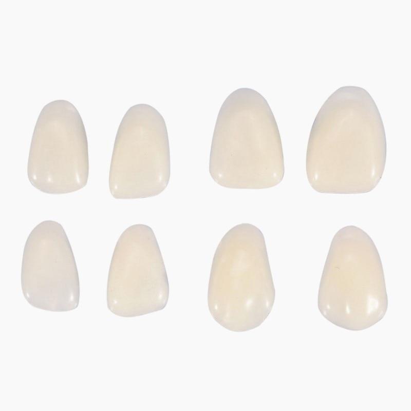 50PCS/Bag  Dental Ultra-Thin Whitening Veneers Resin Teeth  Anterior Teeth Beauty Health Tools  False Teeth