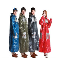Fett Große Rainsuits Frauen Männer Insgesamt Wasserdicht Im Freien Regen Jacke Tragbare Regen Mäntel Windjacke Regen Getriebe DD6YY