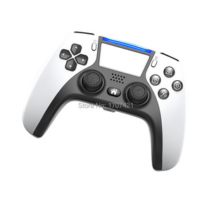 Image 5 - Nieuwe PS4 Draadloze Controller Bluetooth Dualshock Joystick Mando Gamepads Voor Playstation 4 Slanke Pro Video Games
