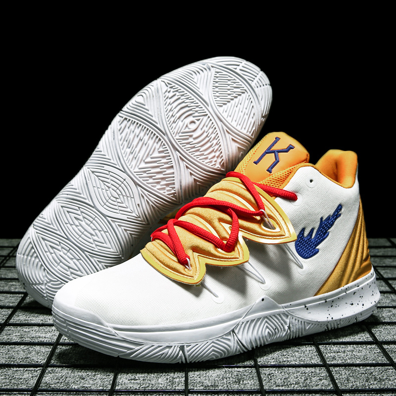 2019 New High Quality Kyrie <font><b>5</b></font> Men Athletic Sports Male <font><b>Jordans</b></font> Basketball Shoes Athletics Sports Chunky Sneakers Famous Brand image