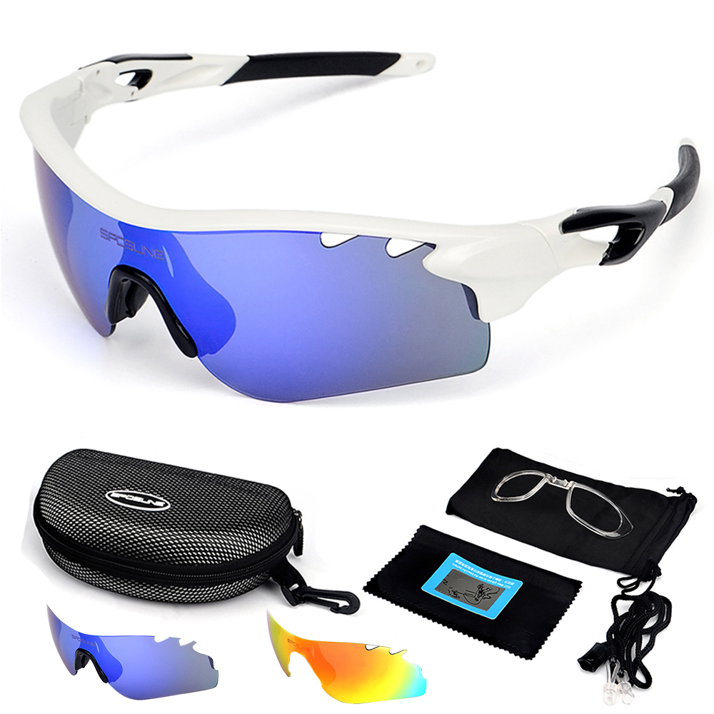 Cycling Eyewear Glasses MTB Bicycle Glasses Outdoor Sport Mountain Bike Motorcycle Sunglasses Eyewear Oculos Ciclismo|Cycling Eyewear| |  -
