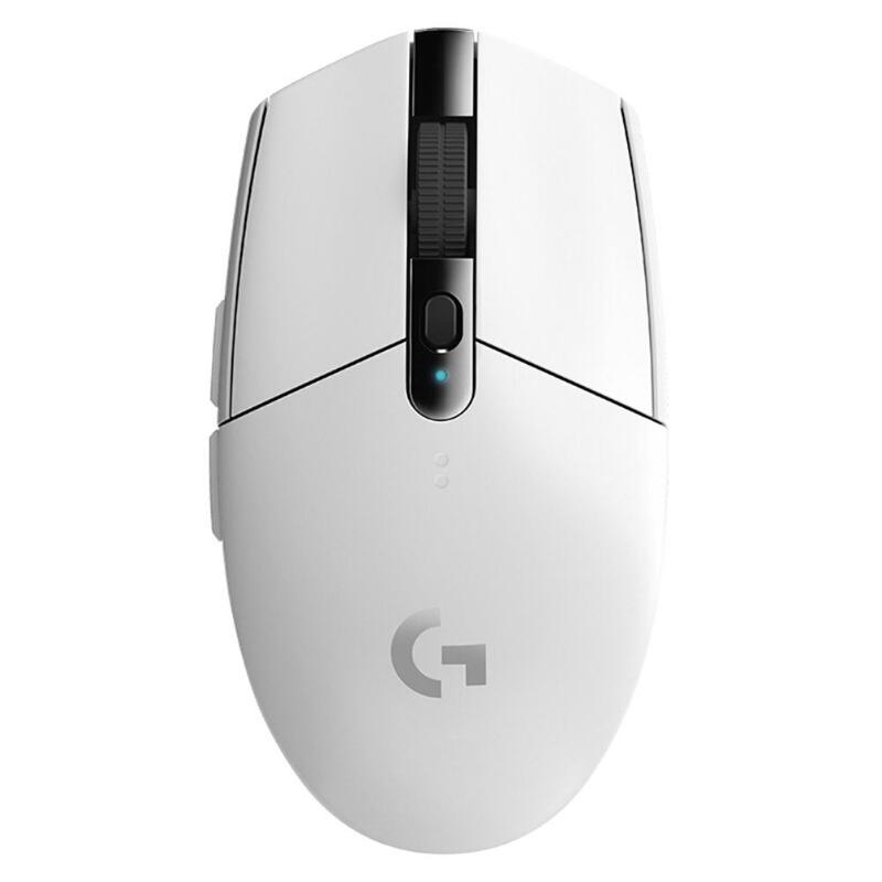Logitech G304 LIGHTSPEED Programmable USB Wireless HERO 12000DPI Game Mouse Optical Programmable Mouse Zero Smoothing Filtering