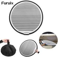 80 см круговой полосатый гибкие складная светильник отражатель