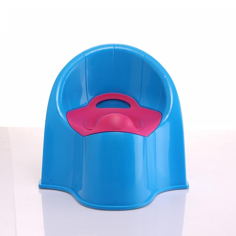 Le Bi Xiong Children Colorful Children CHILDREN'S Toilet Baby Chamber Pot Baby Toilet Infant Small Chamber Pot