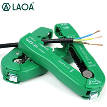 LAOA Multi functional Wire Stripper Portable Handheld Stripping Pliers Brand Mini Wire Stripper wire nippers