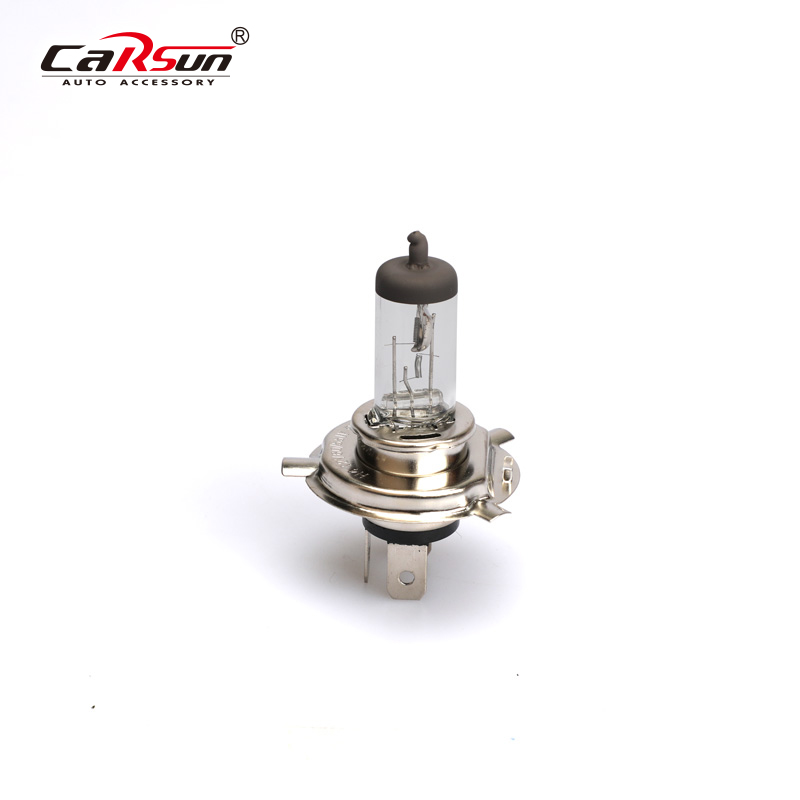 CARSUN Car Halogen <font><b>Lamp</b></font> White Bubble <font><b>H4</b></font> Quartz <font><b>Lamp</b></font> Headlight Bulbs P43T 12V <font><b>60</b></font>/<font><b>55W</b></font> Accessories Accesorios Para Auto Light image