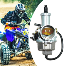 30 мм МОТОЦИКЛ КАРБЮРАТОР мотоцикл Carburador PZ30 универсальный для 175/200/250cc Atv Quad Dirt Bike и т. д. аксессуары для мотоциклов