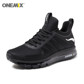 Onemix Men's Running Shoes Men Air Cushion Sports Shoes For Lightweight Mesh Outdoor Walking Workout jogging Breathable sneakers onemix 2017 new men s sports running shoes for men shock absorption mesh lightweight design comfortable air cushion shoes 1191