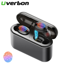 A1 A2 TWS Bluetooth Earphone True Wireless Earbuds Handfree Earphones 5.0 Music