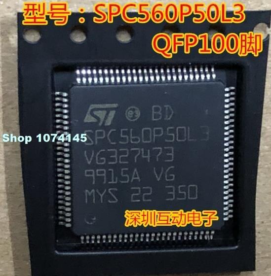 SPC560P50L3 STMQFP100