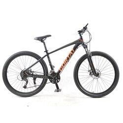 Bicicleta de Montaña GORTAT de 27 velocidades, bicicleta todoterreno de 27,5 pulgadas para adultos, hombres y mujeres, bicicletas gruesas, frenos de disco dobles, bicicleta MTB vtt