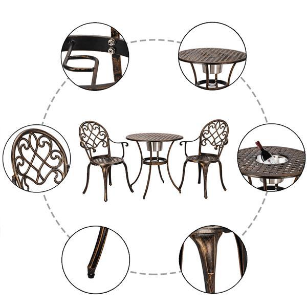 Home Garden Table and Chairs  5
