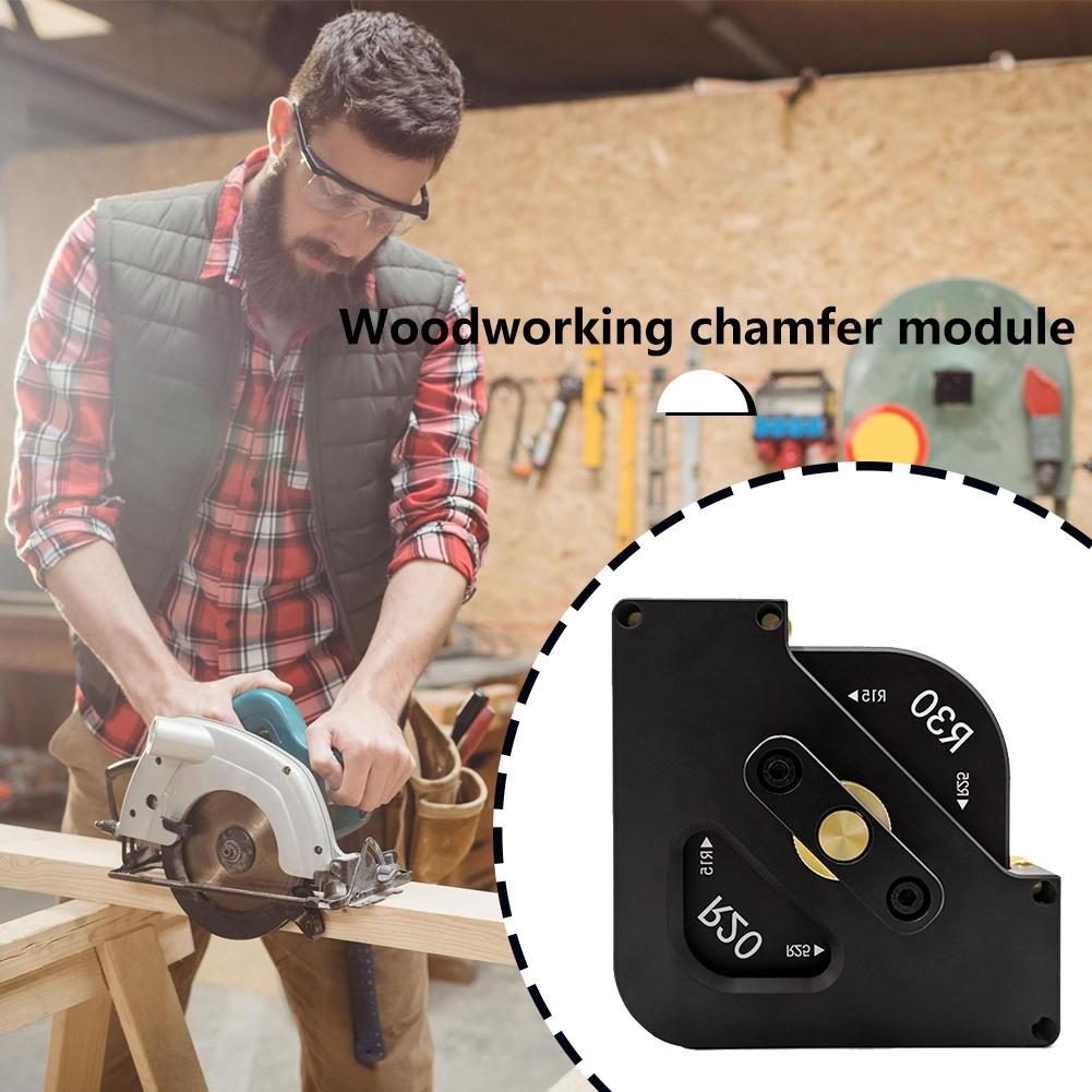 Woodworking Drill Chuck Deburring External Chamfer Tool Metal Remove Burr Tools Detailed Design Of A Circle Of Grooves