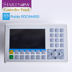 Image 2 - เลเซอร์ DSP ควบคุมระบบ CO2 เลเซอร์เครื่อง Controller Ruida RDC6445G RDC6445 6445 CNC ตัดแผงจอแสดงผลแทนที่ 6442G