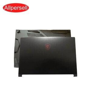 Caso do portátil para msi gf63 gf63vr MS-16R1 capa superior quadro de tela palma resto inferior caso dobradiça