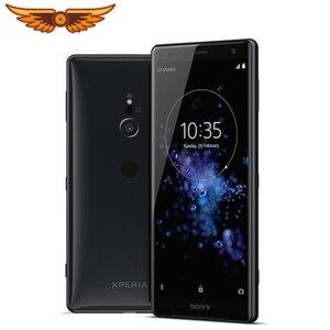 Sony Xperia XZ2 Octa-core 5.7``RAM 4GB ROM 64GB 19MP Camera Original Unlocked Single SIM Cellphone LTE Android Mobile Phone