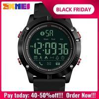 SKMEI 1425 Man Men's Bluetooth Wrist Watches Smart Digital Sports Watch Calorie Calculation Call Reminder Relogio Masculino