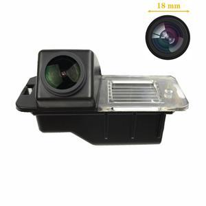 Image 1 - HD 1280x720p geri geri görüş kamerası dikiz kamera VW Bora / VW Amarok Golf MK5 /MK6/beetle/Leon 2/3 koltuk LEON