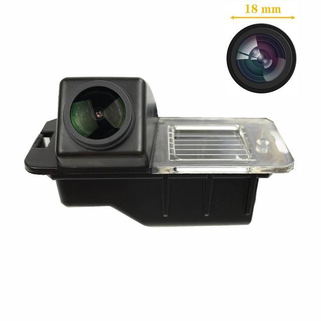 HD 1280x720p geri geri görüş kamerası dikiz kamera VW Bora / VW Amarok Golf MK5 /MK6/beetle/Leon 2/3 koltuk LEON