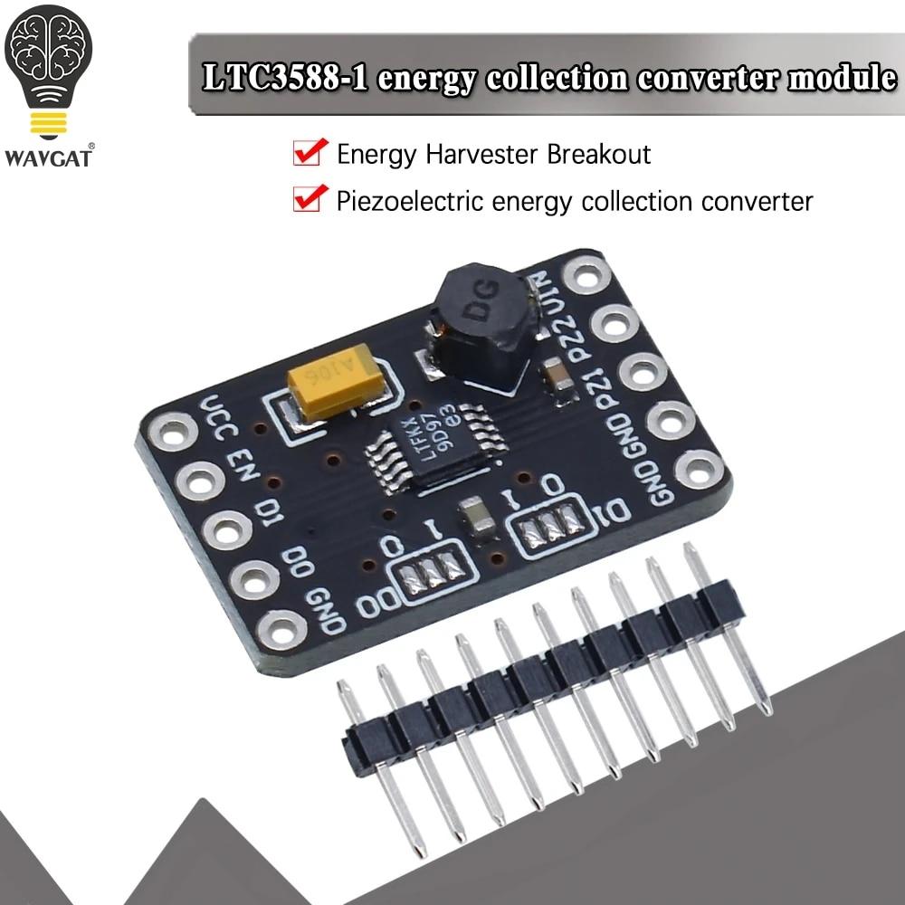 GY-LTC3588-1 Energy LTC3588 LTC-3588 Capteur Harvester Breakout Board Pour Arduino