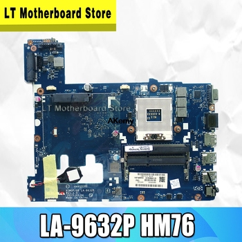 VIWGP/GR LA-9632P laptop motherboard For Lenovo G500 motherboard la-9632p motherboard HM76 DDR3 Test motherboard фото