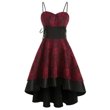 Летнее женское кружевное Бандажное элегантное платье, винтажное цветочное приталенное платье с расклешенными лямками, кружевное платье с высоким низом, официальное вечернее платье миди
