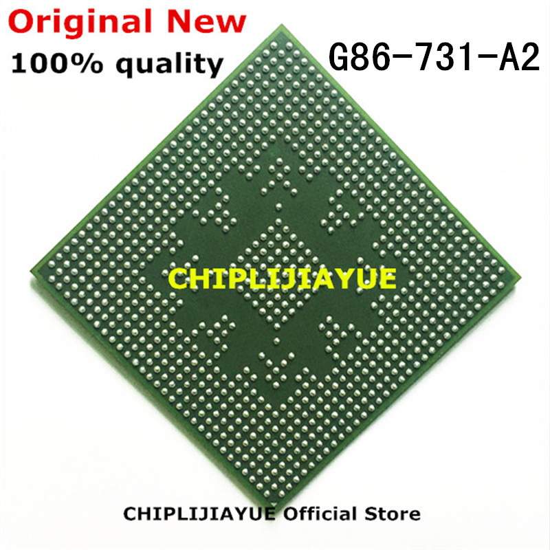 100% New G86-731-A2 G86 731 A2 IC chips BGA Chipset