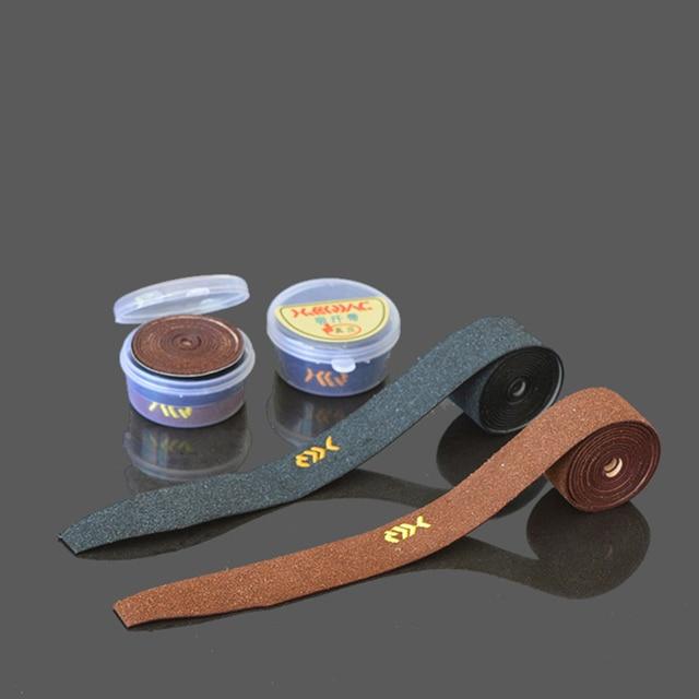 1Pc Fishing Rod Badminton Racket Sweat Absorption Belt Antiskid Handle Twining Belt Fishing Rod Handle Rubber Band Fishing Gear 1