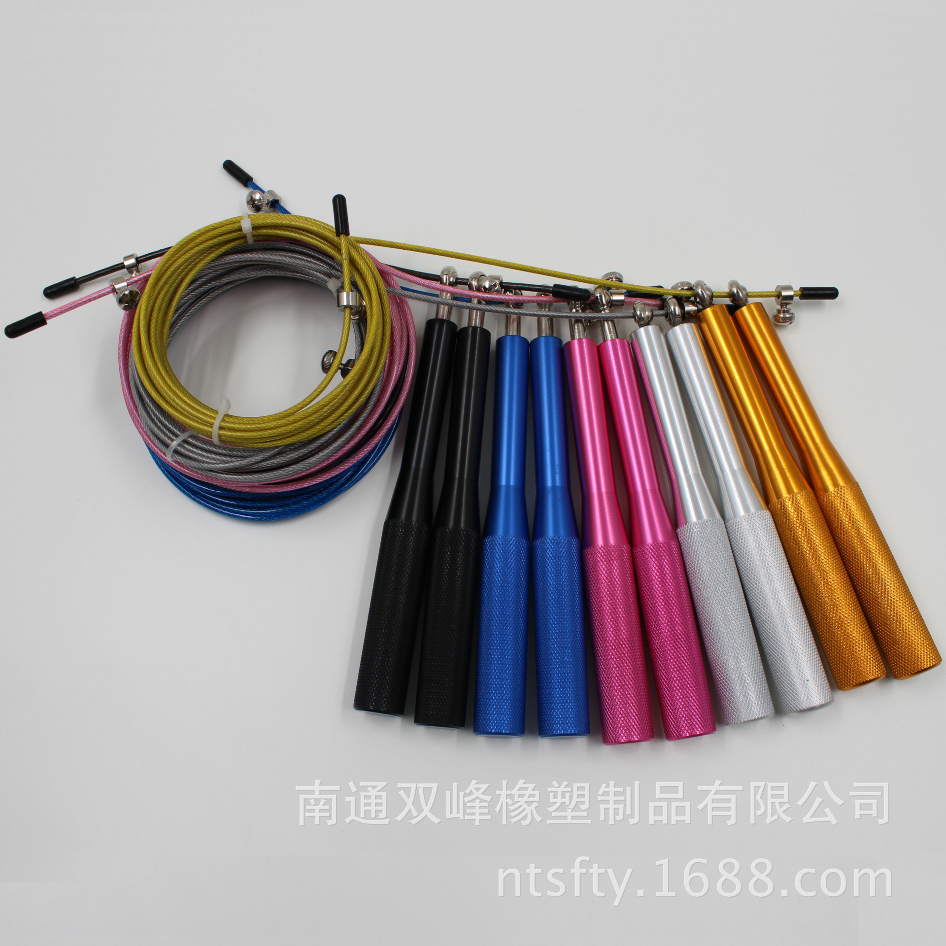 Factory Wholesale Universal Jump Rope Steel Wire Bearing National Higher Education Entrance Examination Export Foreign Trade Adj