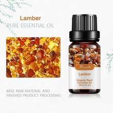 10ml de cedarwood de manjericão óleos essenciais puros citronella canela tomilho cipreste camfora funcho cravo camomila eucalipto óleo de aroma