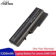 PINZHENG 5200mAh Laptop Battery For Lenovo G460 G560 B470 Z475 V360 LO9S6Y02 L09M6Y02 IdeaPad B470A B470G B570 B570A B570G G460 genuine battery for lenovo ideapad u460 u460a l09c8y22 l09n8y22 l09n8t22