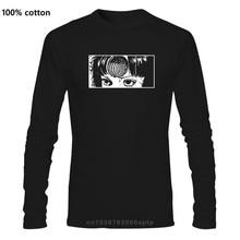 Hoodies casuais dos homens da forma hoodies com capuz junji ito horror mangá homens com zíper moletom de lã casaco harajuku streetwear