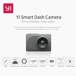 YI Smart Dash Camera Internati