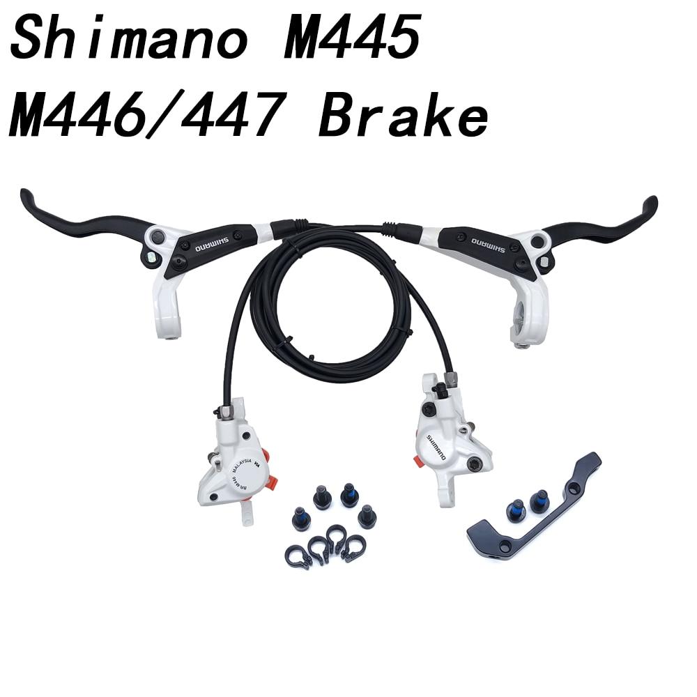 SHIMANO M365 Manette de Frein Avant pour syst/ème de freinage /à Disque Noir