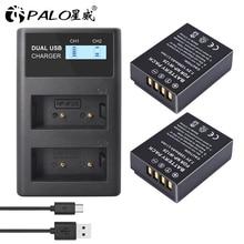Batterie avec double chargeur LCD, pour Fuji NP W126 NP W126 NP W126S W126S, pour Fuji X Pro1 XPro1 X T1 XT1,HS30EXR HS33EXR X PRO1