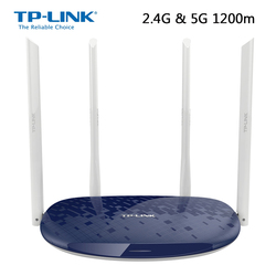 Tp Link Router WIFI Wireless Home Router TP-LINK AC1200M TL-WDR5610 Wi-fi Repeater Dual-Band Router Jaringan Router