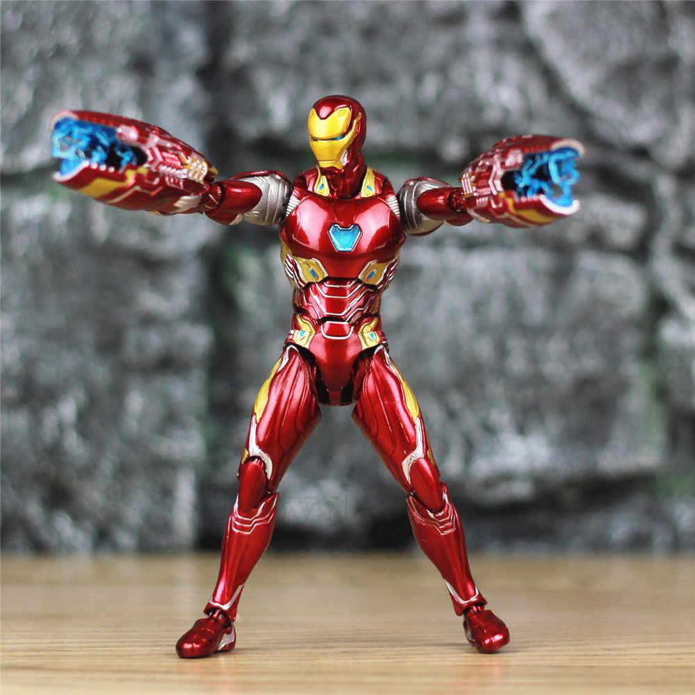 "Marvel 6/"" Iron Man MK50 Nano Weapons Set 2 Action Figure Ironman Mark 50 KOs SHF"
