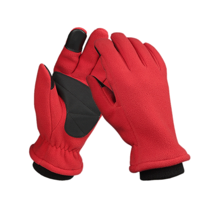 Winter Gloves,Cold And Heat Resistant Work Gloves, Fleece Warm Gloves, Outdoor Unisex