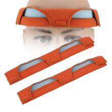 2 шт./компл. каску сварки Бандаж с воздушной подушкой; напульсники велосипедный шлем одеяло коврик